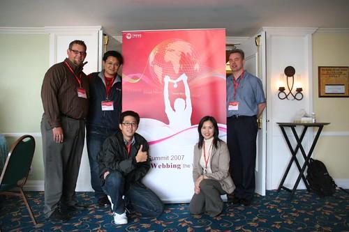GSM 2007 Live Report Team!