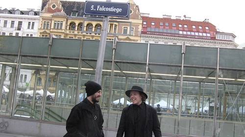 Scott and Johannes