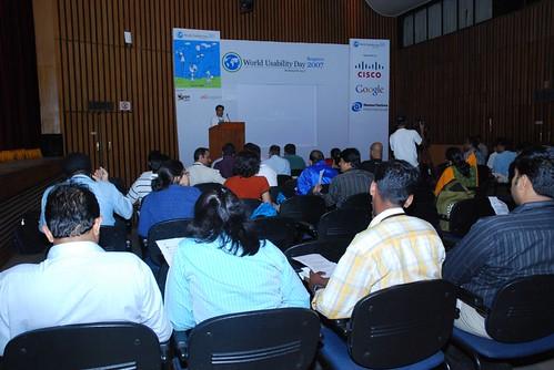 WUD Bangalore 2007