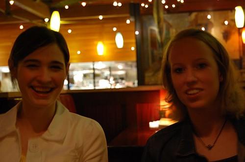 Joy and Emma