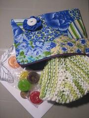 Allysa's teacher's gifts