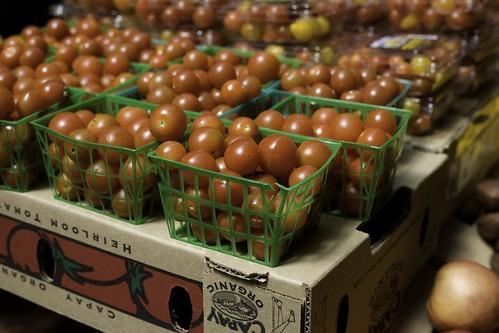 Market Tomatos