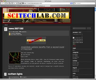 SciTechLab Blog
