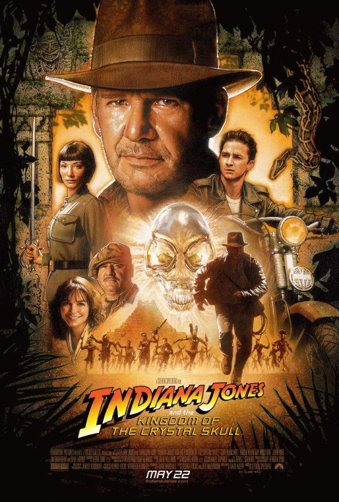 Indiana Jones e o Reino da Caveira de Cristal - And the Kingdom of the Crystal Skull 2008