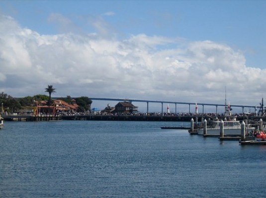 San Diego Bay Bridge