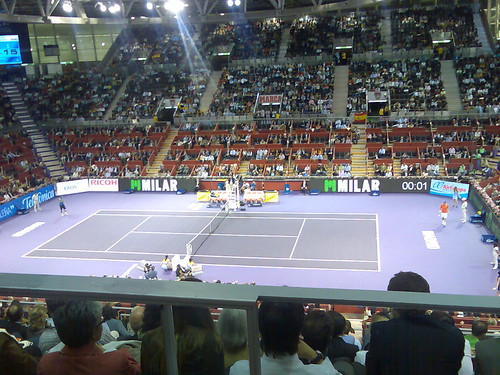 Masters Tennis Madrid 07