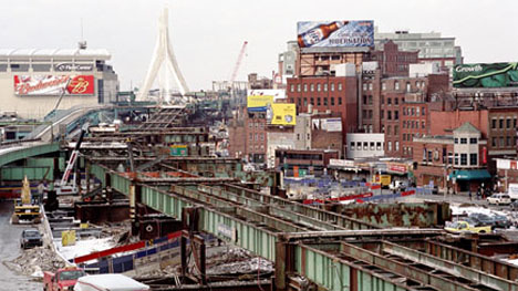 The Big Dig Boston 2