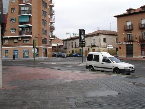 Puerta del Vado en la actualidad