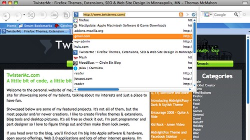 iPox on Firefox 3