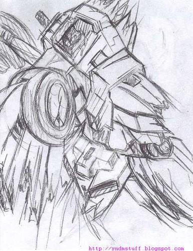 Ending Sketch 1