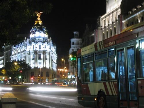 Madrid nunca descansa