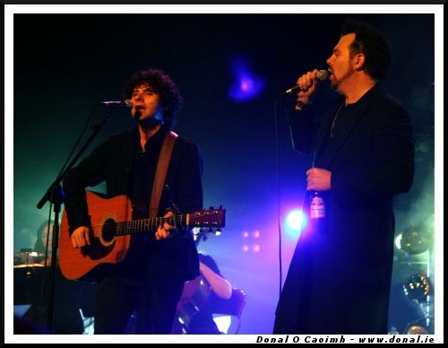 Paddy Casey + Jack L