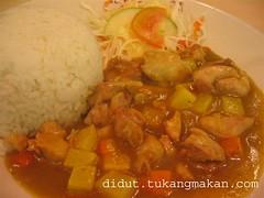 curry japan di Ambarukmo Plaza