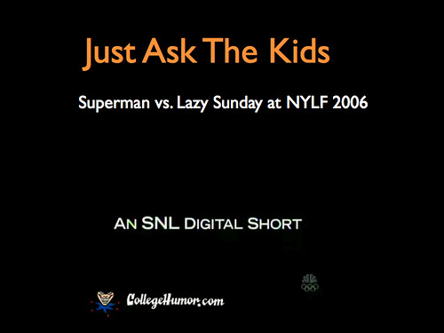 Talk from Aspen Live 2007