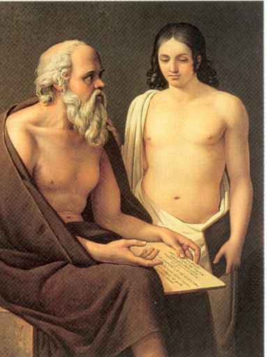 Sócrates: El hombre más justo, más bueno y más sabio. (2/5)