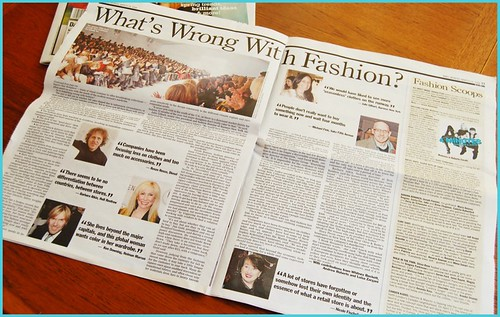 what's wrong with fashion?