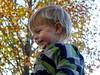 Sam at the playground