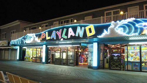 Playland Arcade