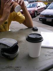 Dubl Espresso For Lunch