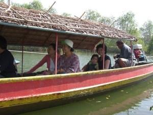 Pranburi Canal Trip
