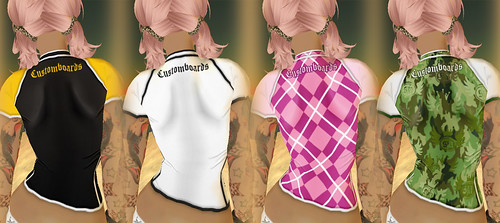 Rashguards at SJACustomboards4