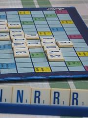 Scrabble, Summer 2007