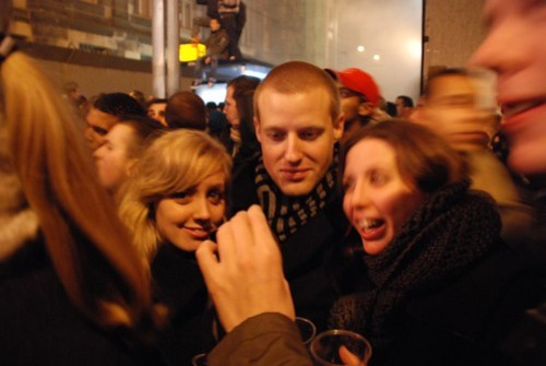 Johanna, Erik och Sofia