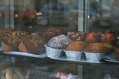 Sweet breads in Lisbon shop window