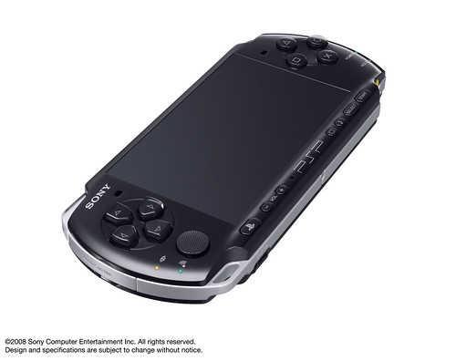 Estas nuevas PSP se vendera en 8 packs diferentes.