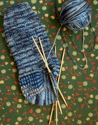 Menehune Cobblestones Sock