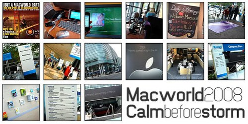macworld 2008: calm before storm