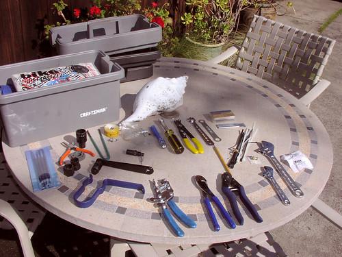 bicycle tech tools toolbox biketech