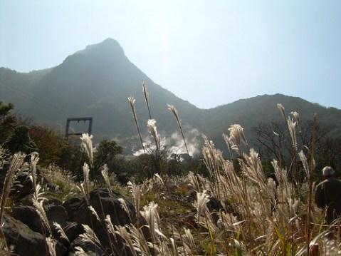Hakone y el valle Owakudani