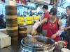 Taipei food market