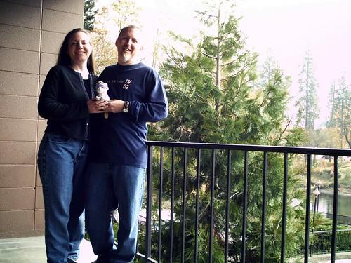 Oregon Balcony