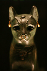The British Museum-Ancient Egyptian Cat