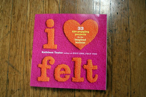 I heart felt book cover