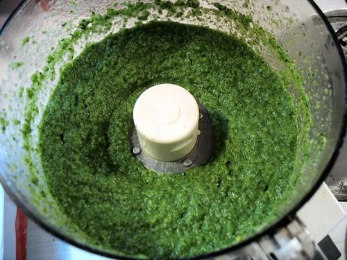 Green puree