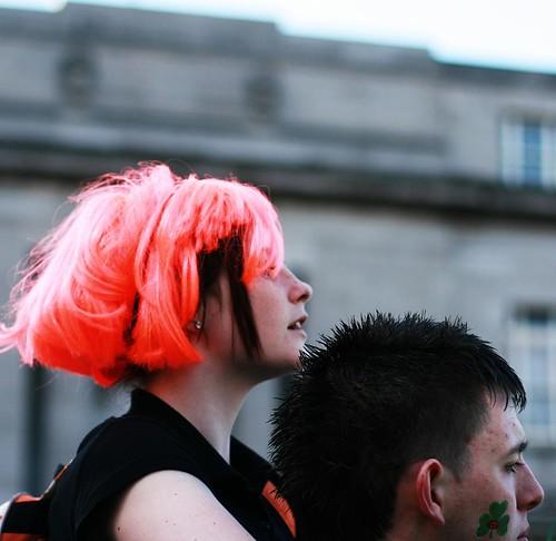 Céil� @ St Patrick's Day, Dublin, 2008