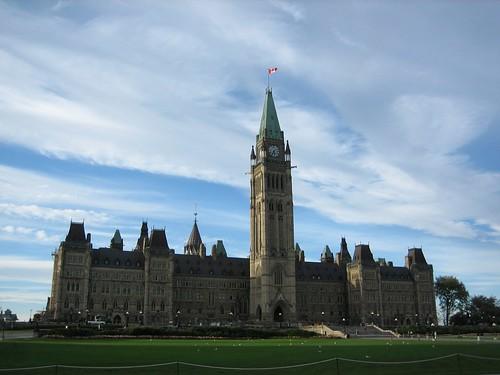 Canadian Parliament, Ottawa