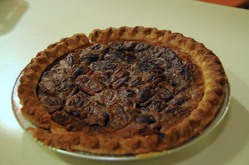 Pecan Pie for Pi Day! (3.14!)