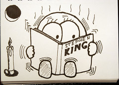 Reading Stephen King