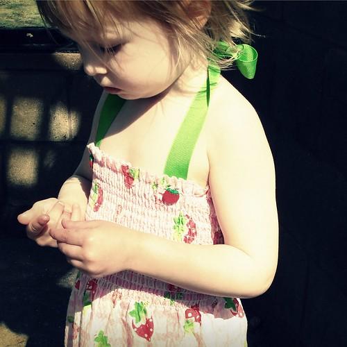 Little Miss Strawberry