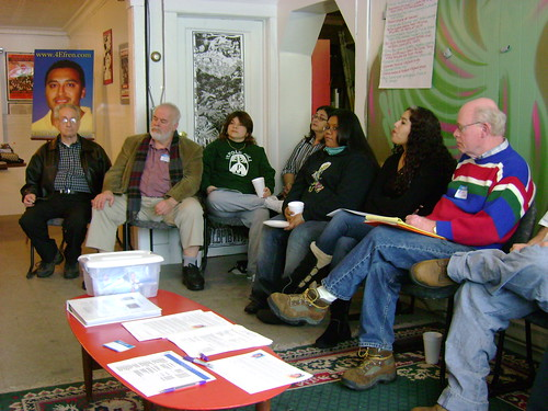 Justice 4 Efren Statewide Meeting 1-26-08 #2
