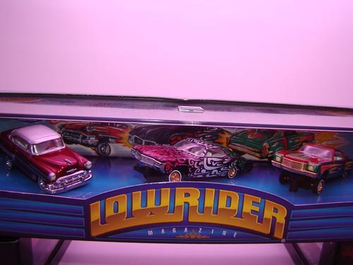 Hot Wheels Lowriders