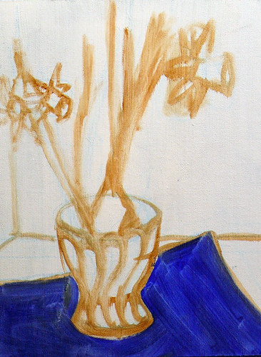 Daffodils 2 - beginning