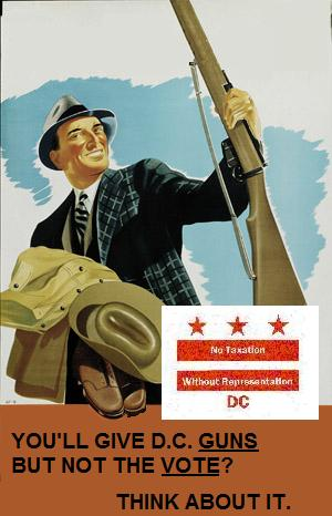 Gunning for DC