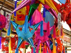 una piñata mexicana