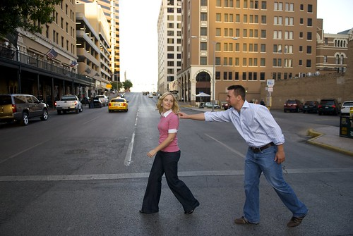 Lisa & Steven Engagement Session