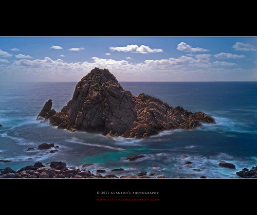 Archives_2005_to_Present #149 - Sugarloaf Rock by kuantoh